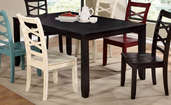 Furniture of America Giselle Dining Table FOA-CM3528T