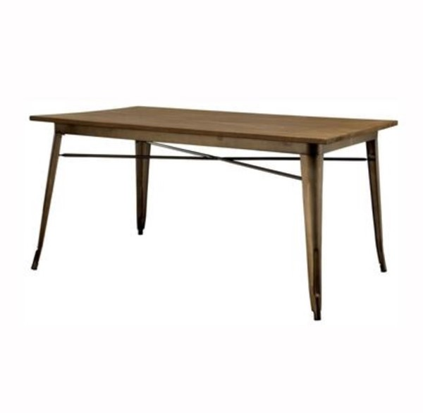 Furniture of America Cooper I Dining Table FOA-CM3529T