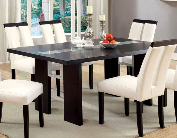 Furniture of America Luminar Dining Table FOA-CM3559T