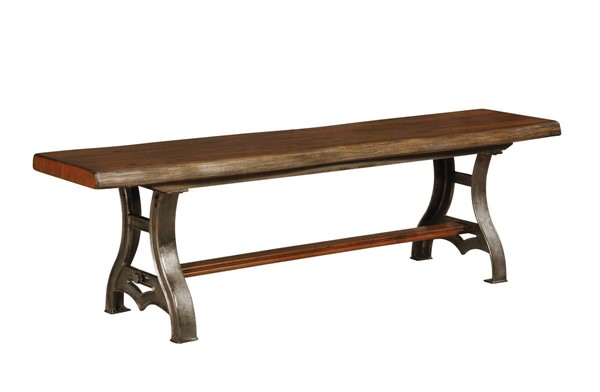 Furniture of America Leann Bench FOA-CM3601BN-PK