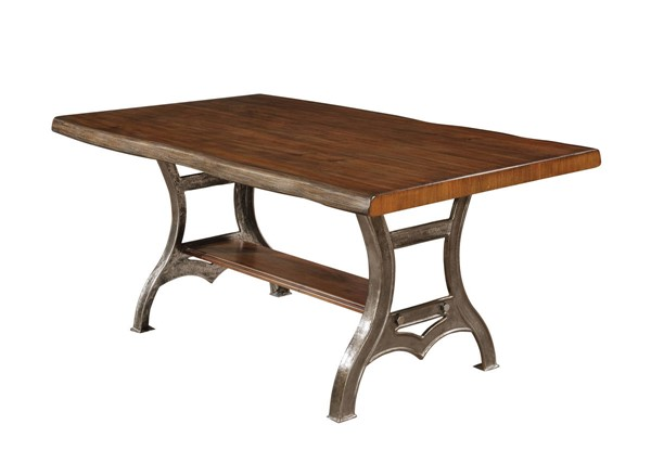Furniture of America Leann Dining Table FOA-CM3601T-TABLE