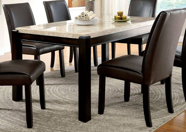 Furniture of America Gladstone I Dining Table FOA-CM3823T