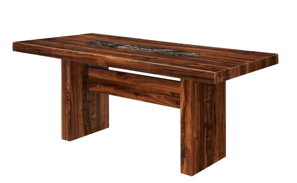 Furniture of America Bonneville I Dining Table FOA-CM3824T-TABLE