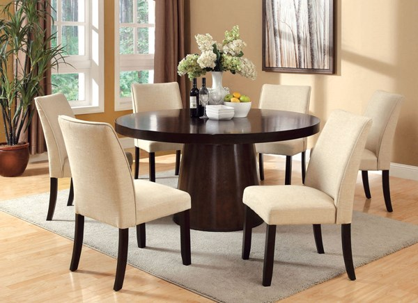 Furniture of America Havana Dining Room Set FOA-CM3849-DR