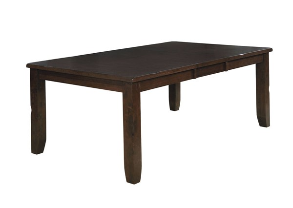 Furniture of America Josie Brown Dining Table FOA-CM3857T