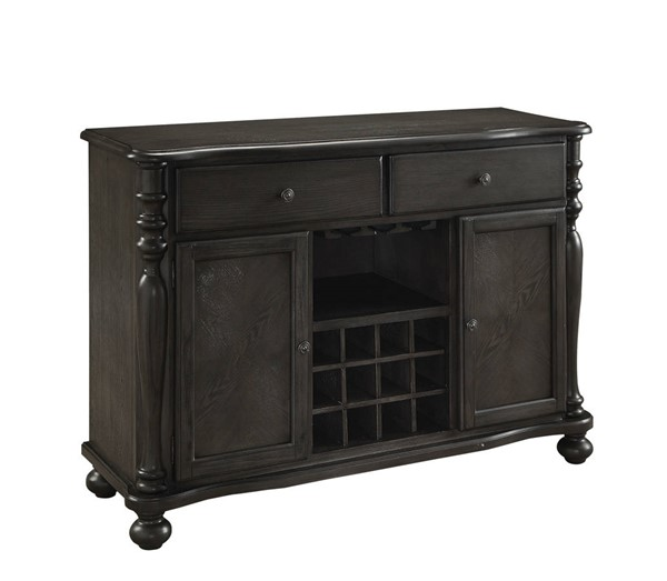 Furniture of America Siobhan II Dark Gray Server FOA-CM3872DG-SV