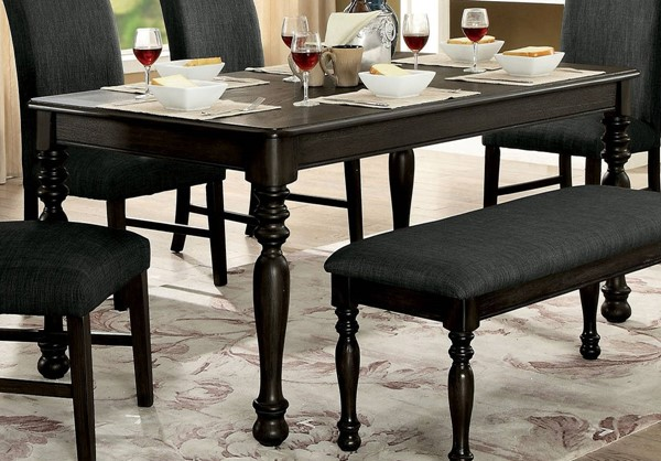Furniture of America Siobhan II Dining Tables FOA-CM3872-DT-VAR