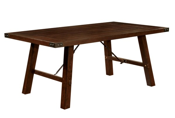 Furniture of America Dwayne I Dining Table FOA-CM3915T-TABLE