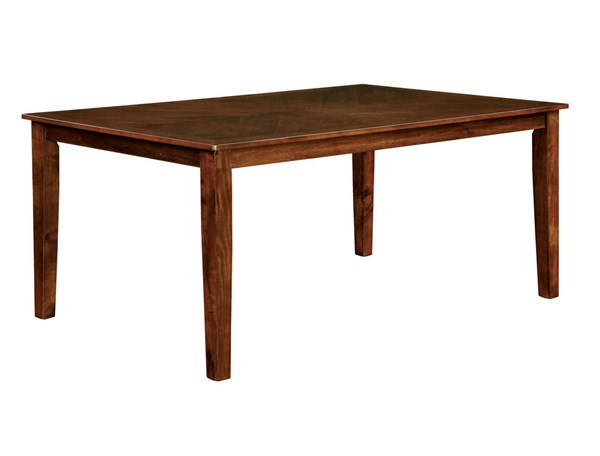 Furniture of America Hillsview I Dining Table FOA-CM3916T-60