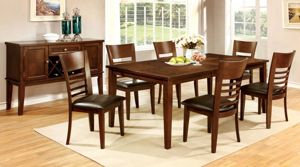Furniture of America Hillsview I Dining Room Set FOA-CM3916-DR