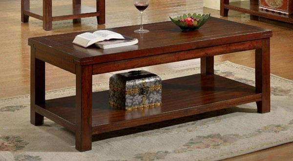 Furniture Of America Estell Coffee Table FOA-CM4107C