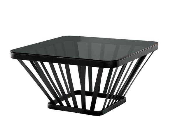Furniture of America Winnie Black Coffee Table FOA-CM4109BK-C