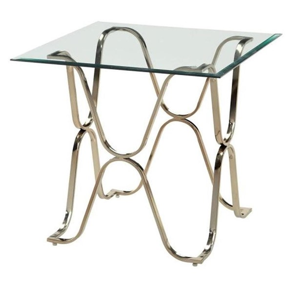 Furniture of America Luxa End Table FOA-CM4233E-PK