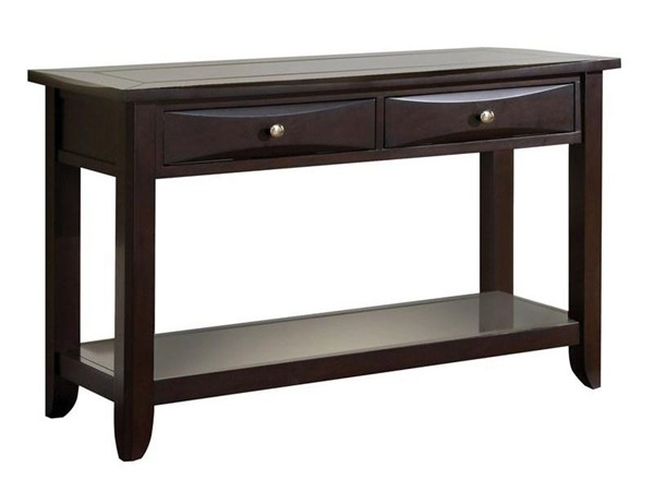Furniture of America Baldwin Sofa Table FOA-CM4265DK-S