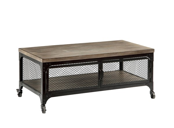 Furniture of America Ursula Coffee Table FOA-CM4373C