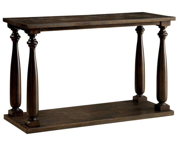 Furniture of America Luan Sofa Table FOA-CM4420S