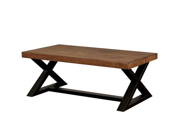 Furniture of America Nikki Coffee Table FOA-CM4612C