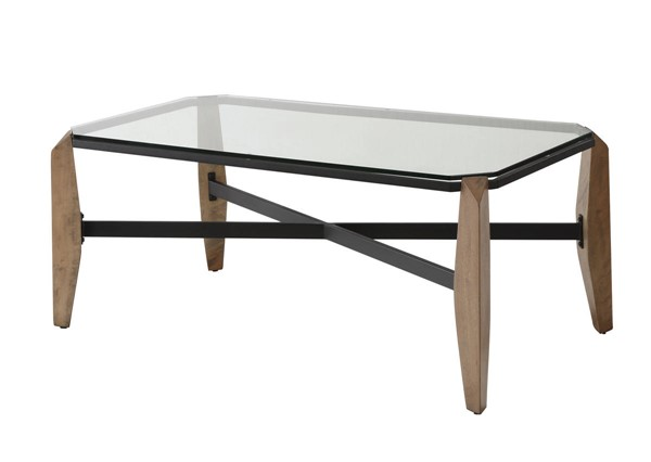 Furniture of America Yvaine Coffee Table FOA-CM4614C