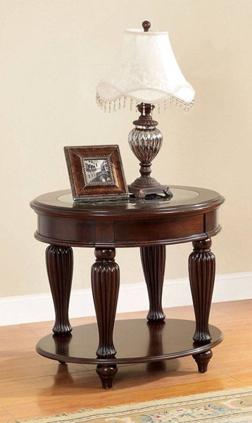 Furniture of America Centinel End Table FOA-CM4642E