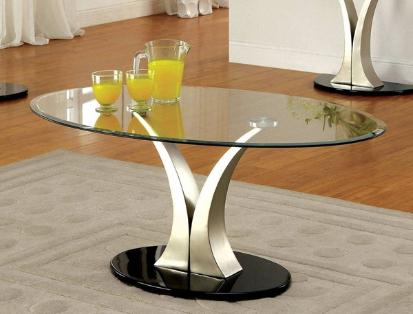 Furniture of America Valo Coffee Table FOA-CM4727C