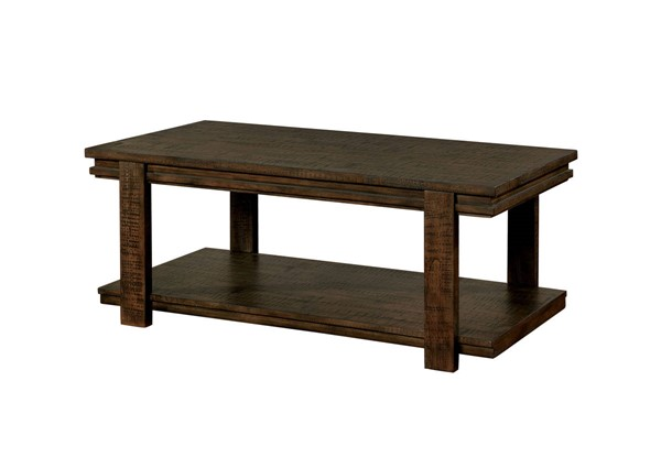 Furniture of America Gijon Coffee Table FOA-CM4866C