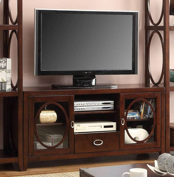 Furniture of America Melville 56 Inch TV Console FOA-CM5051-TV