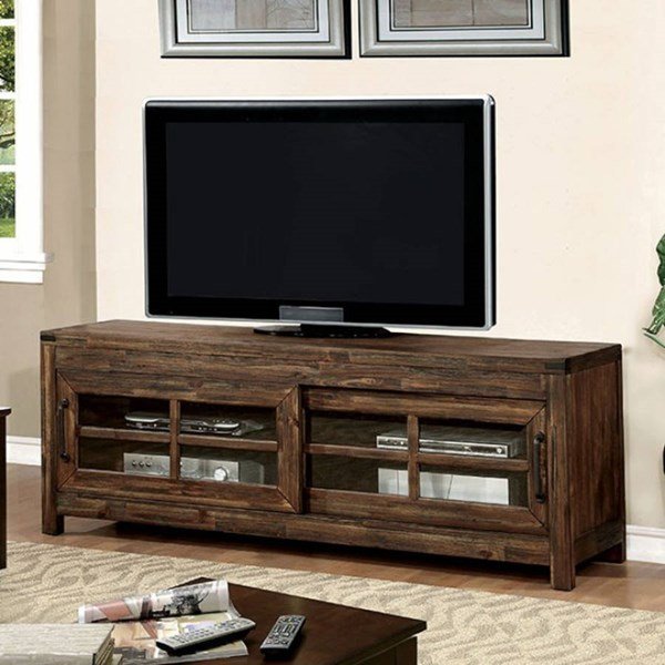 Furniture of America Hopkins 72 Inch TV Console FOA-CM5233-TV