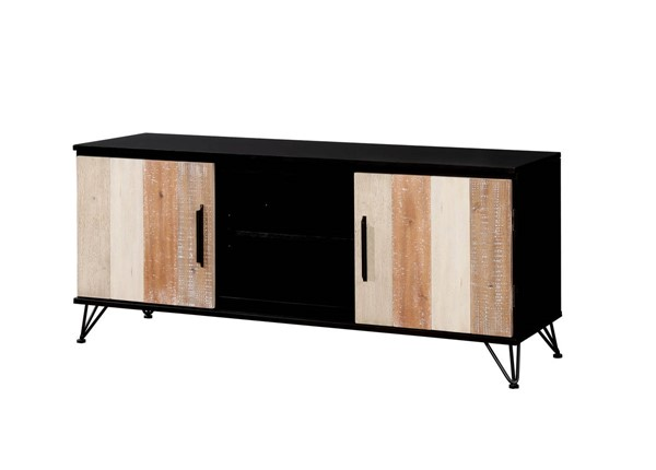 Furniture of America Binche 60 Inch TV Stands FOA-CM5592-TV-60-VAR
