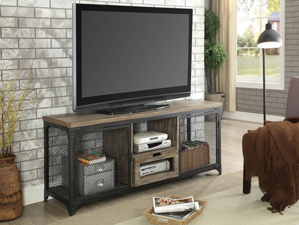 Furniture of America Culbertson TV Stand FOA-CM5823-TV