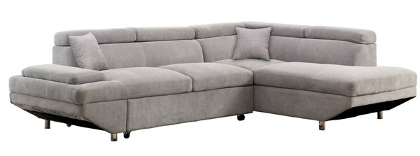 Furniture of America Foreman Sectionals FOA-CM6124-SEC-VAR