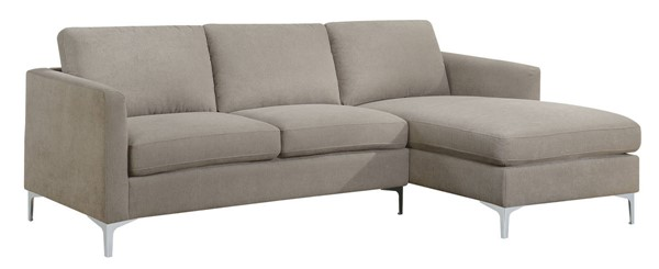 Furniture of America Sandy Sectional FOA-CM6174-SECT