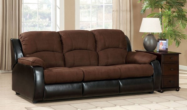 Furniture of America Grande Queen Sleeper Sofa FOA-CM6500