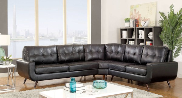 Furniture of America Kate II Sectional FOA-CM6506-SECTIONAL