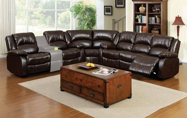 Furniture Of America Winslow Sectional FOA-CM6556-SECTIONAL