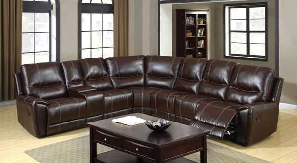 Furniture of America Keystone Sectional FOA-CM6559-PK