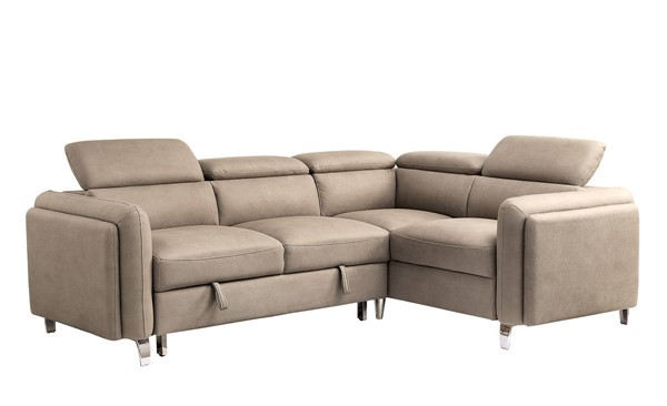 Furniture of America Verity Sectional FOA-CM6605-SECT