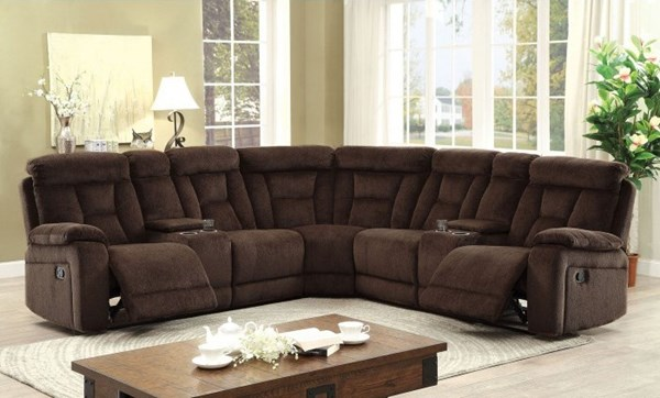 Furniture of America Maybell Sectionals FOA-CM6773-SEC-VAR