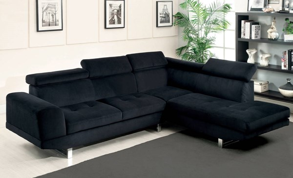 Furniture of America Holt Sectional FOA-CM6824-SET
