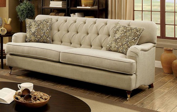Furniture of America Laney Sofa FOA-CM6863-SF