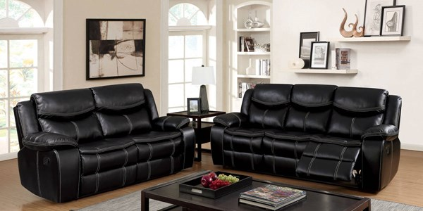 Furniture Of America Gatria 2pc Living Room Set FOA-CM6981-2PC