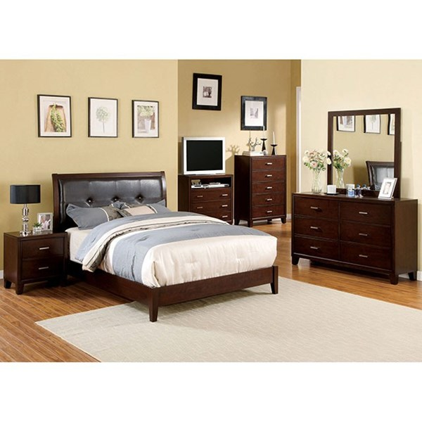 Furniture of America Enrico I Beds FOA-CM7068-7088-BED-VAR