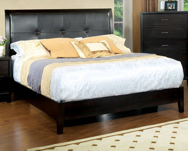 Furniture of America Enrico I Espresso Full Bed FOA-CM7088F-BED