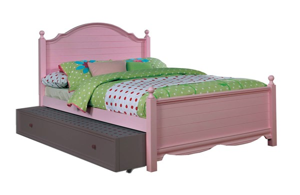 Furniture Of America Dani Pink Full Bed FOA-CM7159PK-F-BED