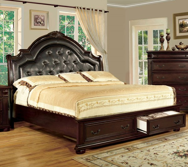 Furniture of America Scottsdale King Bed FOA-CM7162EK-BED