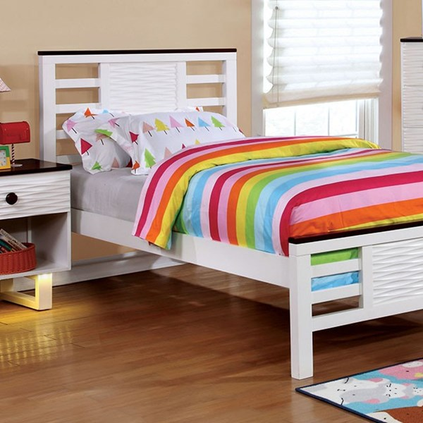 Furniture of America Meredith Beds FOA-CM7191-BED-VAR