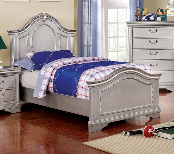 Furniture Of America Claudia Twin Bed FOA-CM7199T-BED