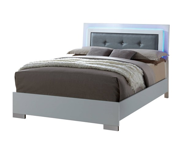 Furniture of America Clementine Beds FOA-CM7201-BED-VAR