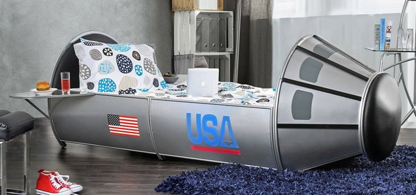 Furniture Of America Orbiter Full Bed