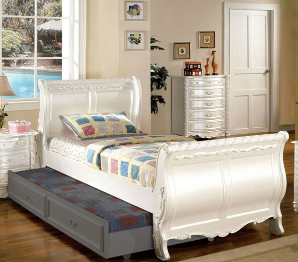 Furniture of America Alexandra Beds FOA-CM7226-BED-VAR