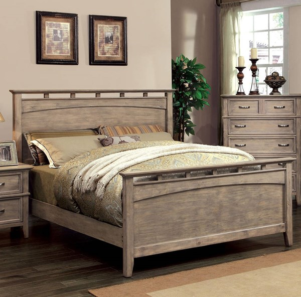 Furniture of America Loxley Cal King Bed FOA-CM7351CK-BED